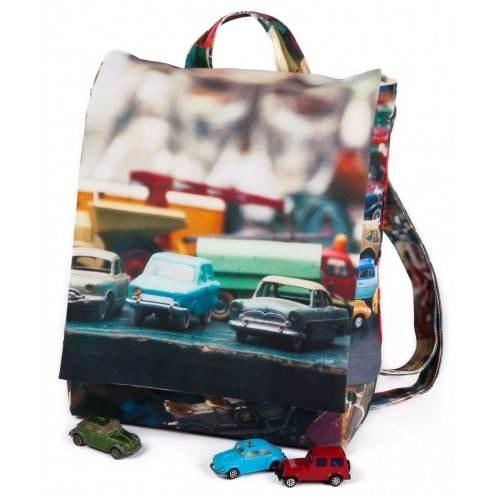 Backpack-Flea-market-Bric-a-brac-Maron-Bouillie-Little-cars-8