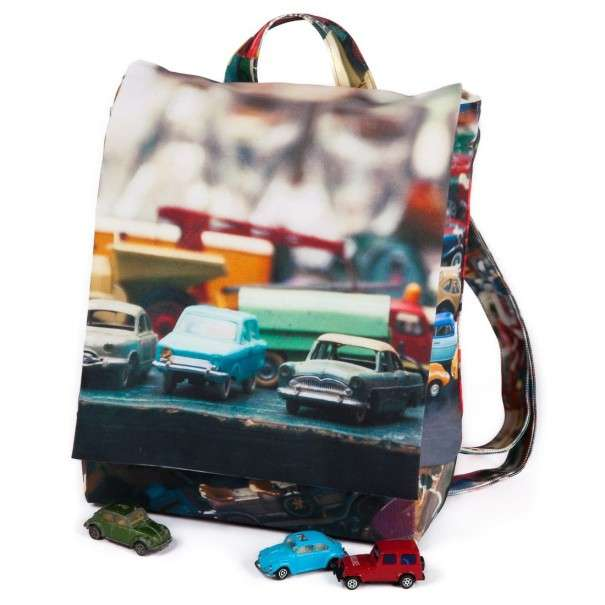 Backpack Petites voitures