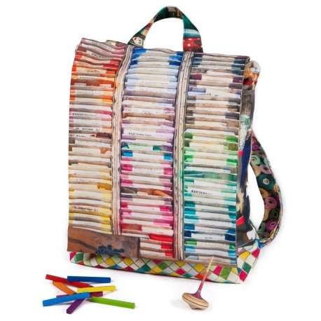 Backpack-Flea-market-Bric-a-brac-Maron-Bouillie-Puppets-chalks-8