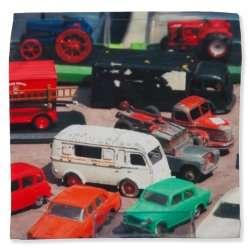 Vide-poche-Brocante-Bric-a-brac-Maron-Bouillie-Petits-camions-1