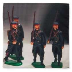 Vide-poche-Brocante-Bric-a-brac-Maron-Bouillie-Petits-soldats-1