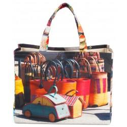 Sac-cabas-Un-air-de-Provence-Maron-Bouillie-Multicolore-1