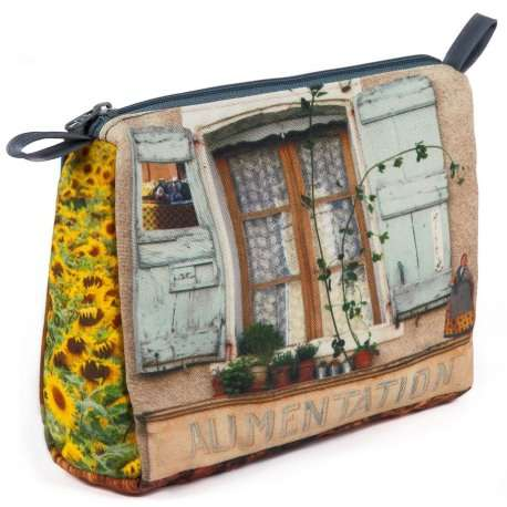 Pouch-A-taste-of-Provence-Maron-Bouillie-Yellow-3