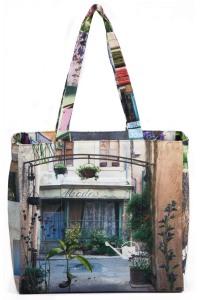 Reversible-Bag-A-taste-of-Provence-Maron-Bouillie-Purple-1