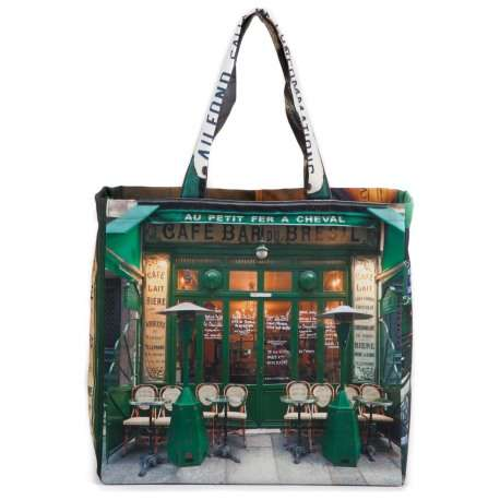 Bag-Paris-retro-style-Maron-Bouillie-Cafe-Au-petit-fer-a-cheval-1