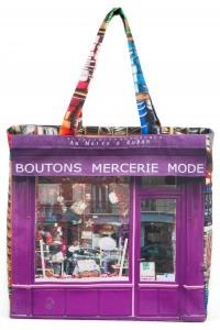 Cabas-Paris-retro-Maron-Bouillie-Mercerie-Au-metre-a-ruban-1