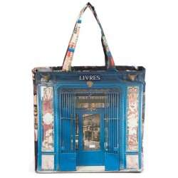 Bag-Paris-retro-style-Maron-Bouillie-Livres-au-pont-traverse-books-1