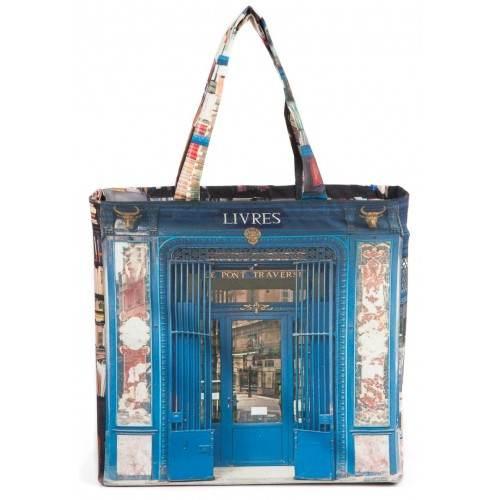 Bag-Paris-retro-style-Maron-Bouillie-Livres-au-pont-traverse-books-1