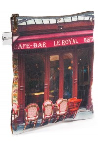 Pouch-Paris-retro-style-Maron-Bouillie-Cafe-Le-royal-3