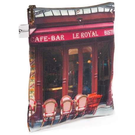 Pochette-Paris-retro-Maron-Bouillie-Cafe-Le-Royal-3