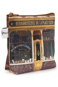 Porte-monnaie-Paris-retro-Maron-Bouillie-Herboristerie-de-la-place-Clichy-3