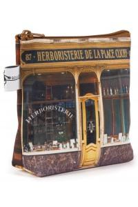 Purse-Paris-retro-style-Maron-Bouillie-Herboristerie-de-la-place-clichy-3
