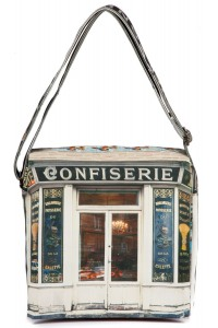 Shoulder-bag-Paris-retro-style-Maron-Bouillie-Confiserie-Bakery-1