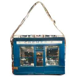 Shoulder-bag-Paris-retro-style-Maron-Bouillie-Cremerie-Creamery-1