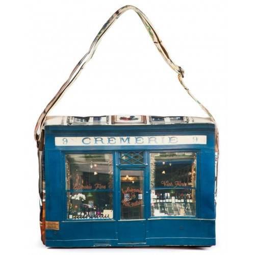 Shoulder-bag-Paris-retro-style-Maron-Bouillie-Cremerie-Creamery-1