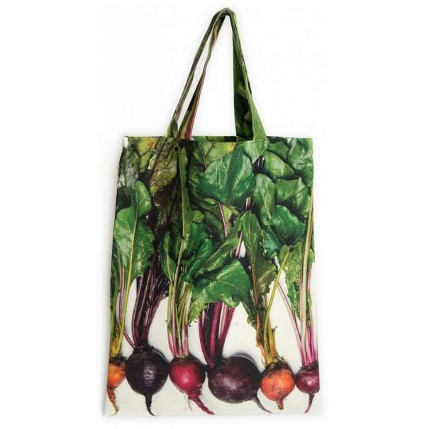 Multicolored beetroots bag