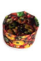 Corbeille Tomates dessus - Légumes cuisine - Maron Bouillie Paris