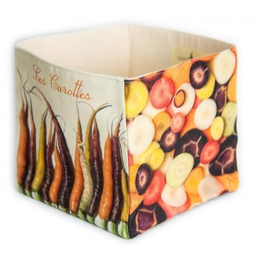 Carrots box - Vegetables Kitchen- Maron Bouillie - Paris