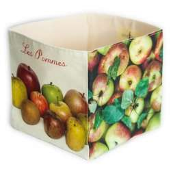 The Apples box - Vegetables Kitchen- Maron Bouillie - Paris