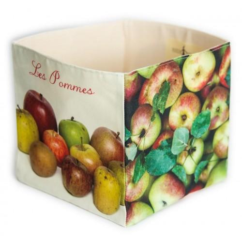 The Apples box - Vegetables Kitchen- Maron Bouillie - Paris