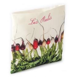 Vide-poche mural Les Radis - Légumes cuisine - Maron Bouillie - Paris