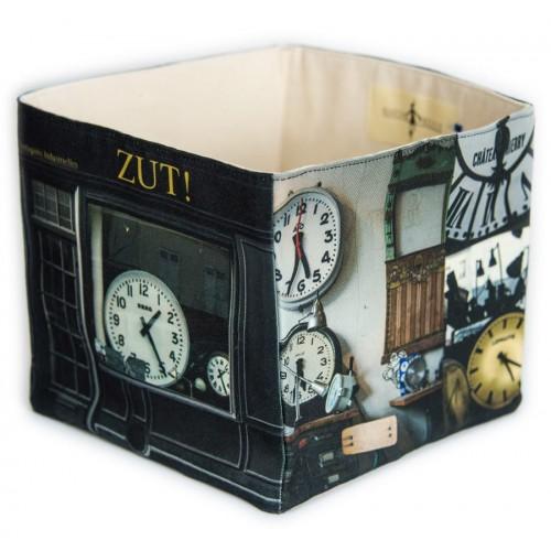 Boite Zut ! - Paris retro - Maron Bouillie