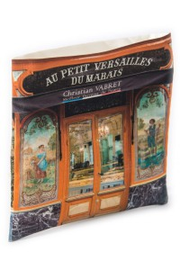 Bakery Au petit Versailles du marais Wall catch-all - Paris retro-style - Maron Bouillie