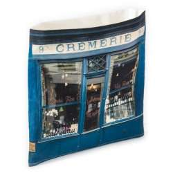 Crémerie Dairy shop Wall catch-all - Paris retro-style - Maron Bouillie