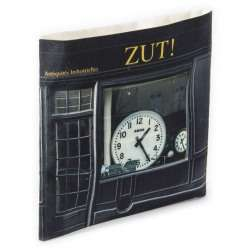 Zut Wall catch-all - Paris retro-style - Maron Bouillie