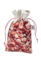 Sachet gourmand - Bonbons Mélange rose