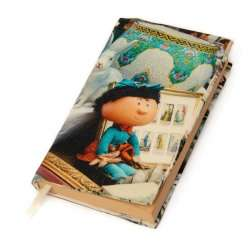 Book cover Doll and trinket