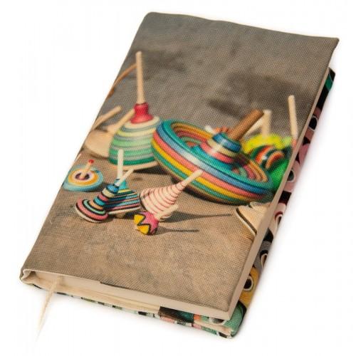 Couverture de livre Toupies et bobines de fils