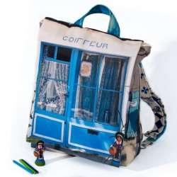 Backpack Provence Blue