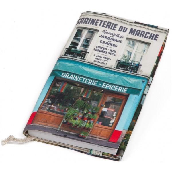 Couverture de livre Graineterie du Marché