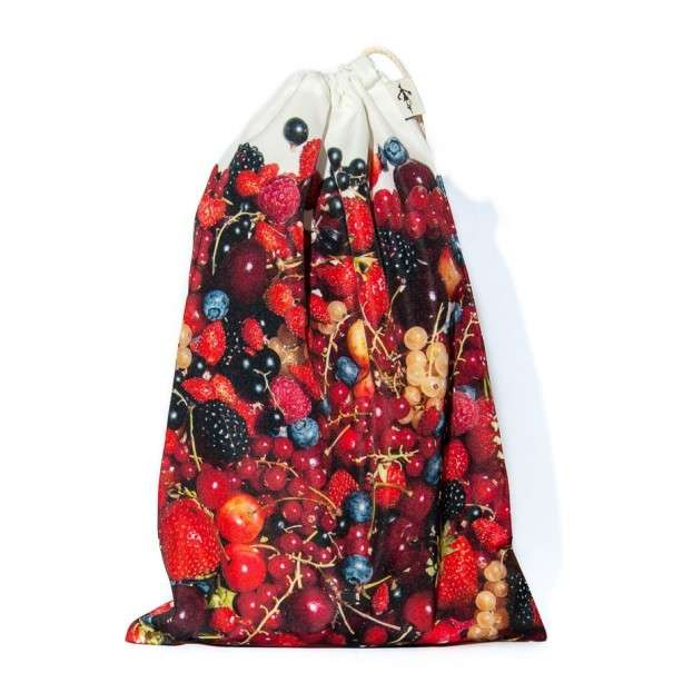 Red fruits Bag for bulk