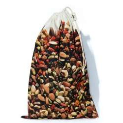 Dry fruits Bag for bulk reusable - for shopping or Kitchen storage