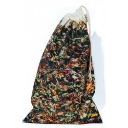 Sac à vrac réutilisable Tisanes pour courses ou rangement cuisine