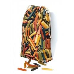 Sachet de rangement Pâtes Pennes pour la cuisine écologique
