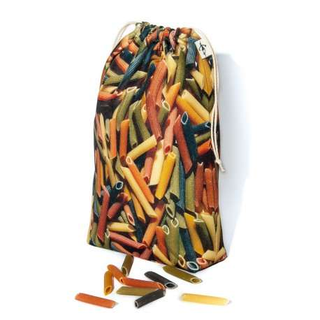 Pennes Pasta Kitchen storage bag eco-friendly