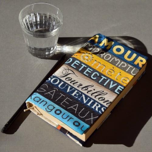 Book cover ABC Amour Impromptu