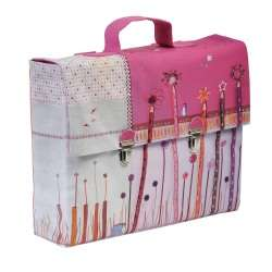 Cartable La Bricole Rose