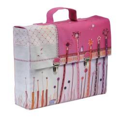 Schoolbag La Bricole Pink