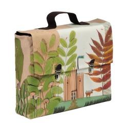 Schoolbag La Bricol Natur