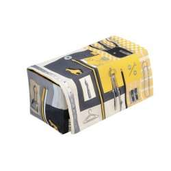 Toolbox La Bricole Yellow and black