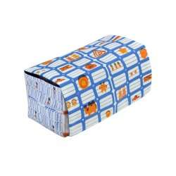Toolbox La Bricole Orange et blue
