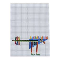 Notepad Cover La Bricole Multicolored