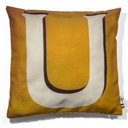 Cushion cover U