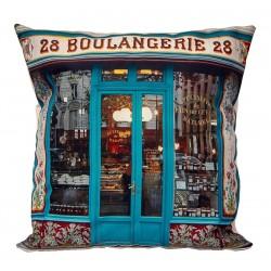 Housse de coussin Boulangerie 28