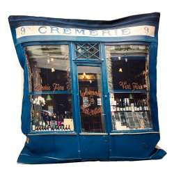 Cushion cover Cremerie