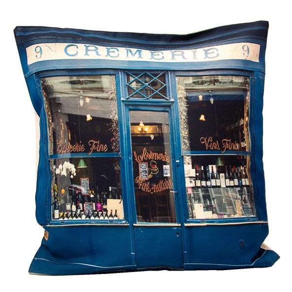 Cushion cover Cremerie